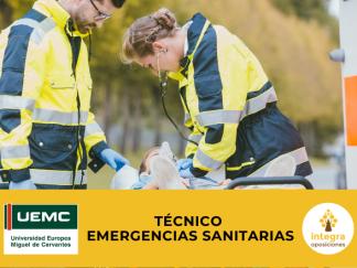 Técnico Emergencias Sanitarias