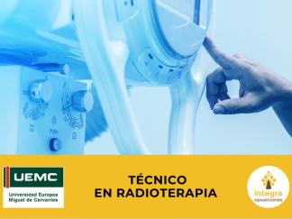 Técnico en Radioterapia